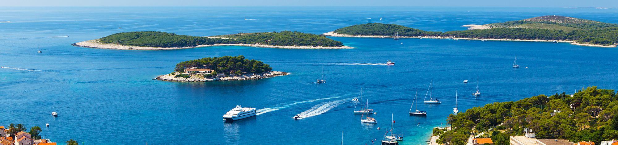 Bild von Kroatien